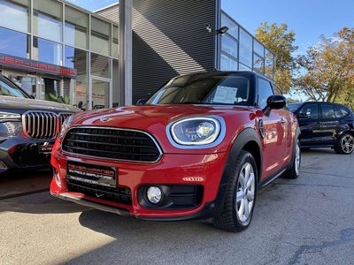 gebraucht Mini Countryman ALL4 LED Navi PDC ISOFIX Tempomat