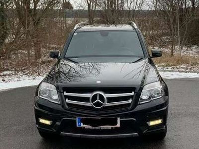 gebraucht Mercedes GLK350 4MATIC Aut.