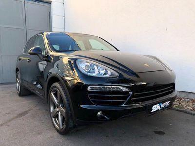 gebraucht Porsche Cayenne II 3,0 Diesel Aut.Finanzierung Eintausch SUV / Geländewagen