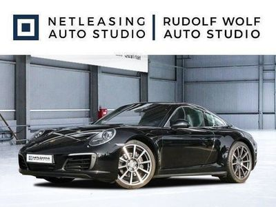 gebraucht Porsche 911 Carrera 4 Coupe Sportausp. Chrono Ganzleder SHD