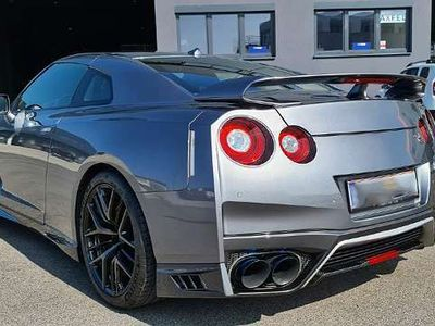 gebraucht Nissan GT-R Black Edition - Gun Metal Grey Sportwagen / Coupé