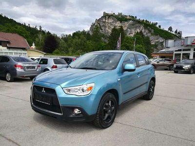 gebraucht Mitsubishi ASX 1,8 DI-D LP Invite 4x4 SUV / Geländewagen,