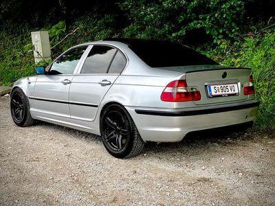 gebraucht BMW 330 3er-Reihe Diesel (E46) Aut. M packet