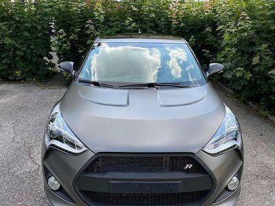 gebraucht Hyundai Coupé Veloster 1.6 GDI Turbo Aut. Sportwagen /