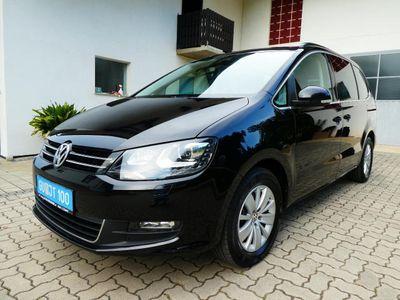 gebraucht VW Sharan Karat BMT 2,0 TDI