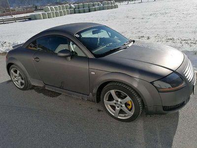 gebraucht Audi TT Roadster Cabrio /