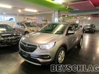 gebraucht Opel Grandland X 1,2 Turbo Direct Injection Innovati... SUV / Geländewagen,