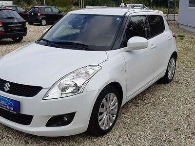 gebraucht Suzuki Swift 1,2 GL Style /Klima / Scheckheft gepflegt ! NUR 63000 KM Klein-/ Kompaktwagen