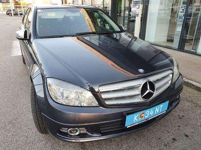 gebraucht Mercedes C200 CDI Limousine