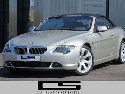 gebraucht BMW 645 Cabriolet 6er-Reihe Ci Cabrio Aut. / Roadster