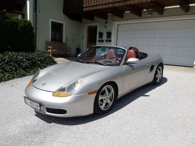 gebraucht Porsche Boxster Cabrio / Roadster