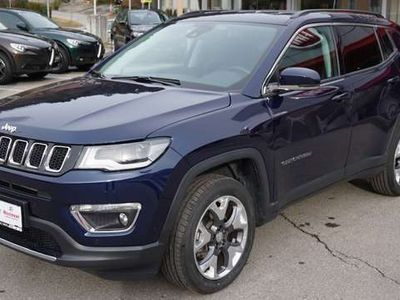 gebraucht Jeep Compass 1,4 MultiAir AWD Limited 9AT Aut.