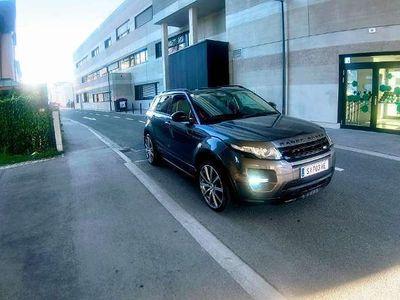 gebraucht Land Rover Range Rover evoque 2.2SD4 SUV / Geländewagen
