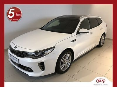 gebraucht Kia Optima GT-LINE *DCT7*Voll.LED*AdaptiverTempomat*