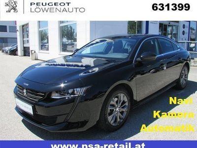 gebraucht Peugeot 508 1,5 BlueHDi 130 EAT8 S&S Allure Aut. Limousine,