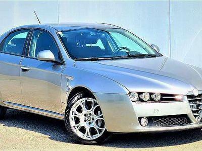 gebraucht Alfa Romeo 159 159 Alfa2,4 JTDM 20V Distinctive Service & Gutachten Frisch