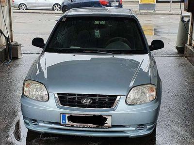 gebraucht Hyundai Accent Limousine