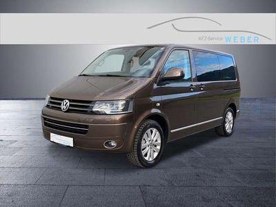 gebraucht VW Multivan BusHighline 2,0 BMT BiTDI D-PF DSG