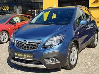 gebraucht Opel Mokka 1,4 Turbo Ecotec Cosmo 4x4