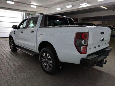 gebraucht Ford Ranger Wildtrak 3,2 AHK Automatik Offroad