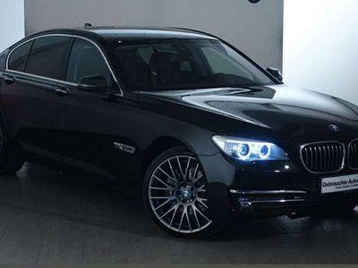 gebraucht BMW 730 7er-Reihe d xDrive Limousine Limousine
