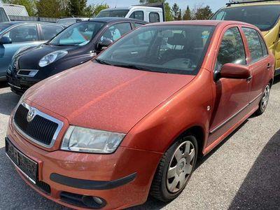 gebraucht Skoda Fabia Luca 1,2 Klein-/ Kompaktwagen