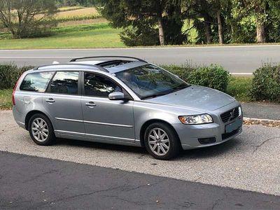 gebraucht Volvo V50 1.6 D Kombi / Family Van