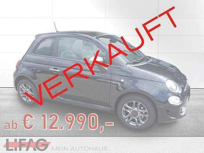 gebraucht Fiat 500 Hybrid 70 Sport *ab € 12.990,-*
