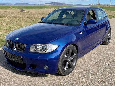gebraucht BMW 130 1er-Reihe i E87 N52 3.0 Limousine