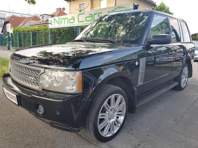 used Land Rover Range Rover 4,2 V8 Supercharged SUV / Geländewagen,