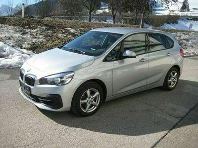 gebraucht BMW 218 Active Tourer d xDrive Aut, Navi, PDC, Sitzh.