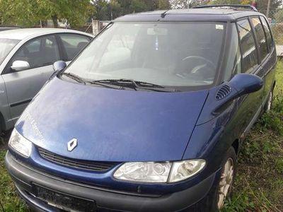 gebraucht Renault Espace Expression 2,2 dCi