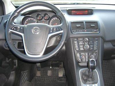 gebraucht Opel Meriva 1,4 ecoFlex Turbo Active Start&Stop Kombi / Family Van
