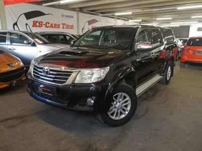 gebraucht Toyota HiLux HiluxDK City 4x4 3,0 D-4D 170 Aut.