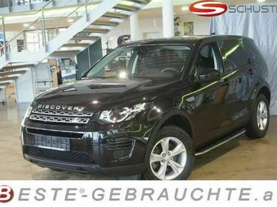 gebraucht Land Rover Discovery Sport TD4 2.0 Autom. Pure