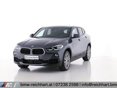 used BMW X2 sDrive18d