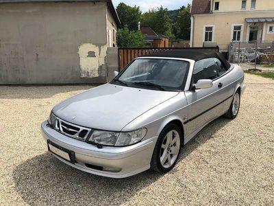gebraucht Saab 9-3 Cabriolet SE Cabrio 2,0t Ecopower / Roadster,