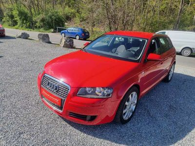 gebraucht Audi A3 Sportback 1,6 Attraction