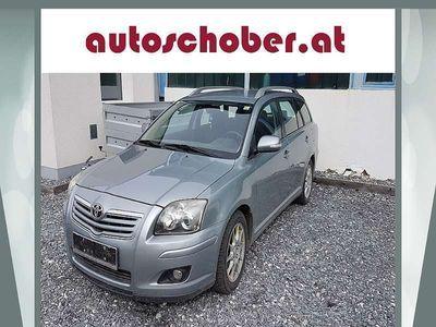 gebraucht Toyota Avensis 2,2 D-4D Linea Sol Kombi / Family Van
