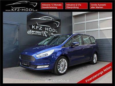 gebraucht Ford Galaxy 2,0 EcoBoost Titanium Start/Stop Kombi / Family Van,