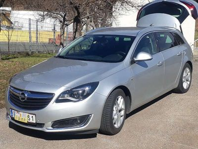 "gebraucht Opel Insignia 1.6 CDTI ST / On Star/ Vollleder/ 18""/ AHK Kombi / Family Van"