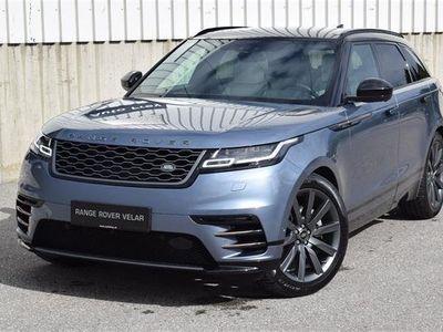 gebraucht Land Rover Range Rover Velar R-Dynamic HSE 3,0 V6 Twinturb... SUV / Geländewagen,