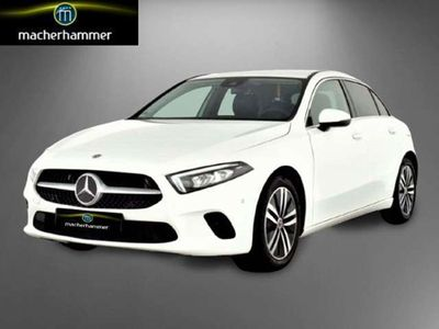 gebraucht Mercedes A180 Progessive/LED/Navi/Spiegel/Totwinkel/Navi