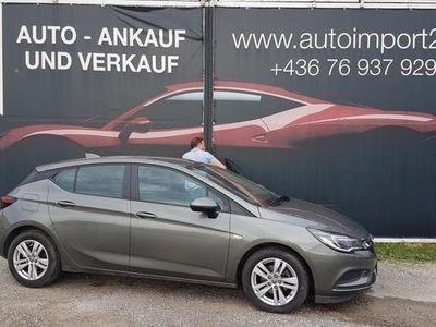 gebraucht Opel Astra 6 CDTI Ecotec Edition, NAVI, MFL... 53000KM! Limousine