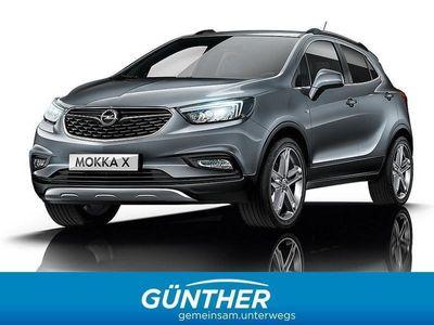 gebraucht Opel Mokka X 1,4 Turbo Innovation Start/Stop System Innovatio