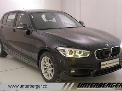 gebraucht BMW 118 1er-Reihe d Advantage Limousine