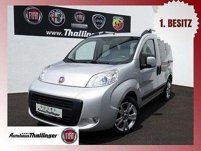gebraucht Fiat Fiorino Qubo Qubo 1,3 16V Multijet II 75 Dynamic DPF Kombi / Family Van,