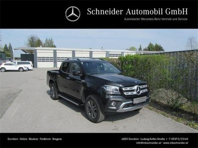 gebraucht Mercedes X350 d 4MATIC POWER