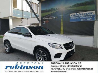 gebraucht Mercedes GLE350 d Coupe Allrad Aut. *AMG PAKET*21AMG*PANO*