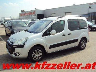 gebraucht Citroën Berlingo 1,6 HDI 115 XTR *Erstbesitz*